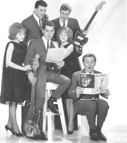 The Rock-itts in 1961